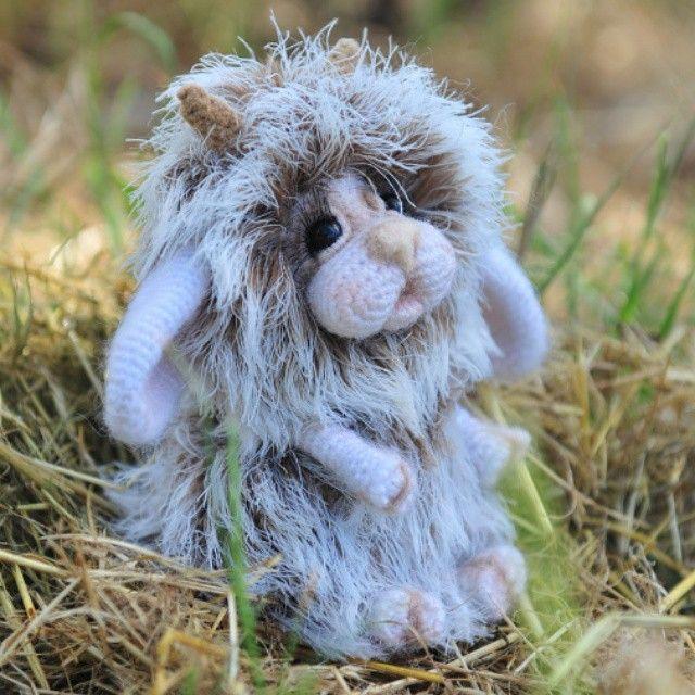 #weamiguru  #amigurumi #knitting  #crochet #handmade  #goat  #амигуруми…