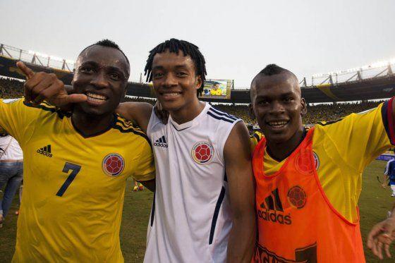 Llegó el gran día para la selección Este viernes a las 4 de la tarde, frente a Chile, Colombia podrá poner su nombre en el Mundial de Brasil 2014.