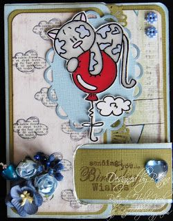 Bugaboo, belt buckle card