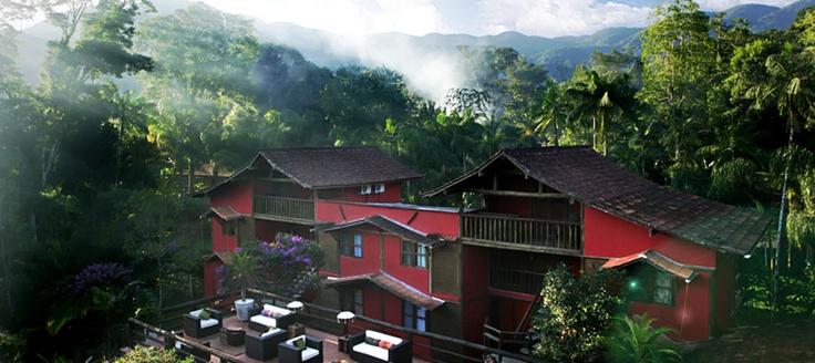 Villa Manakás – pousada Camburi