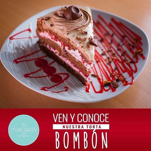 ¿Has probado nuestra deliciosa torta #Bombón? Con capas de crema especial, ponque de chocolate y chocolate blanco 😋 Ven a darte un gusto hoy, estamos en San Diego, El Remanso, CC Brisas del Valle (diagonal al Euromaxx) luego de probarla no dejarás de pedirla #Cake #dessert #sabor #dulce #yummy #delicia #valencia #sandiego #naguanagua #lovefood #instagood #instafood #foodporn #gourmet #bakery #sandiego #sandiegoconnection #sdlocals #sandiegolocals - posted by Margarita Café ®…