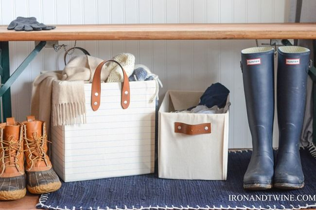 7 DIY Storage Boxes {Get Organized!} - EverythingEtsy.com