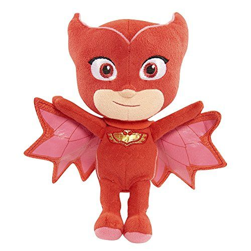 PJ Masks - Mini peluche Buhíta Mini Peluche de Buhíta, de tan solo 21 centímetros, para poder llevarlo donde quieras!!!