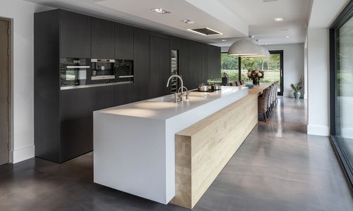 Culimaat - High End Kitchens | Interiors | ITALIAANSE KEUKENS EN MAATKEUKENS - Concepten
