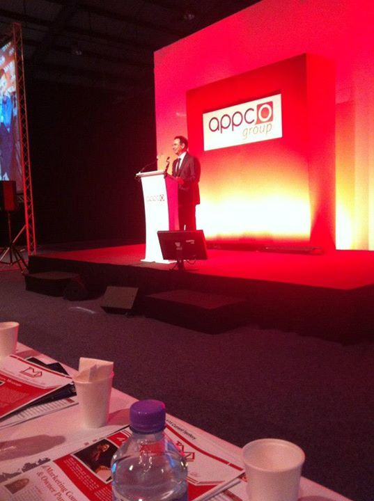 Mike Blane introduction speech (UK & ROI Owners Meeting 2013)