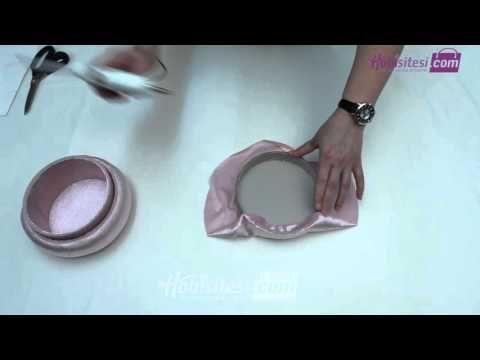 Kapaklı Çeyiz ve Makyaj Kutusu - YouTube