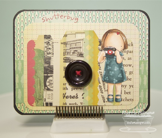 PI Little Shutterbug - Sherrie Siemens: Favorite Things, Stamped Cards, Things Stamped, Mft Pure, Innocence Images, Copic Markers, Cards My Favorite