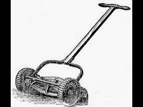 John Albert Burr (Rotary Lawn Mower)