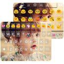 Download Cute Photo Emoji Keyboard Skin #Cute Photo Emoji Keyboard Skin #Photography #Colorful Design getapkfree