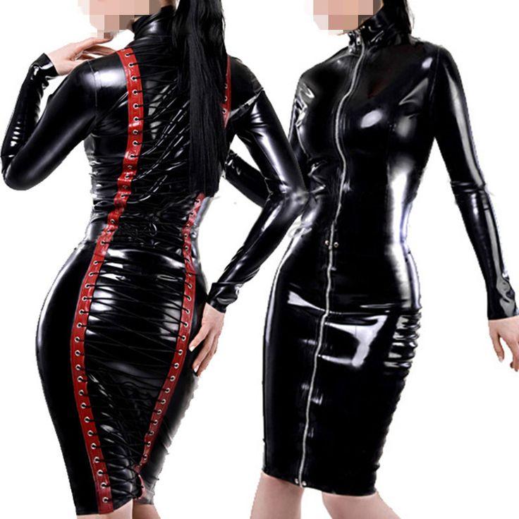 Fetish clothing pattern