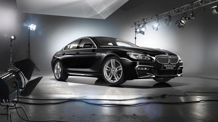 BMW 6-й серии Gran Coupe специальный выпуск