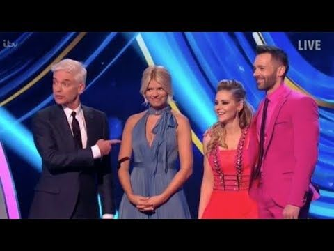 Dancing on Ice: Phillip Schofield take a swipe at Jason Gardiner over Holly Willoughby row