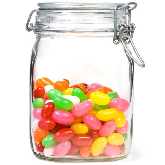Lollipop Jar Candy Jelly bean Clip art - Colorful candy ... |Jelly Bean Jar Clipart