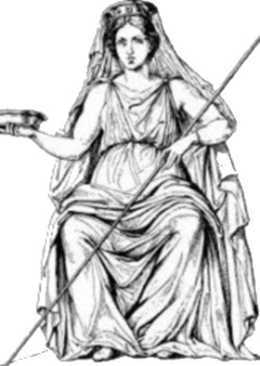 Las Revelaciones del Tarot: Abeona o Adeona - Diosa de La Mitologia Romana