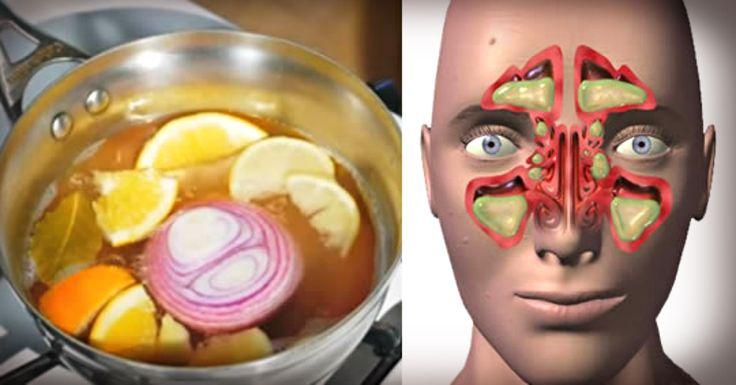 Účinný nápoj, ktorý vám okamžite prečistí dýchacie cesty: Nos uvoľnený, dýchanie čisté! | Radynadzlato.sk