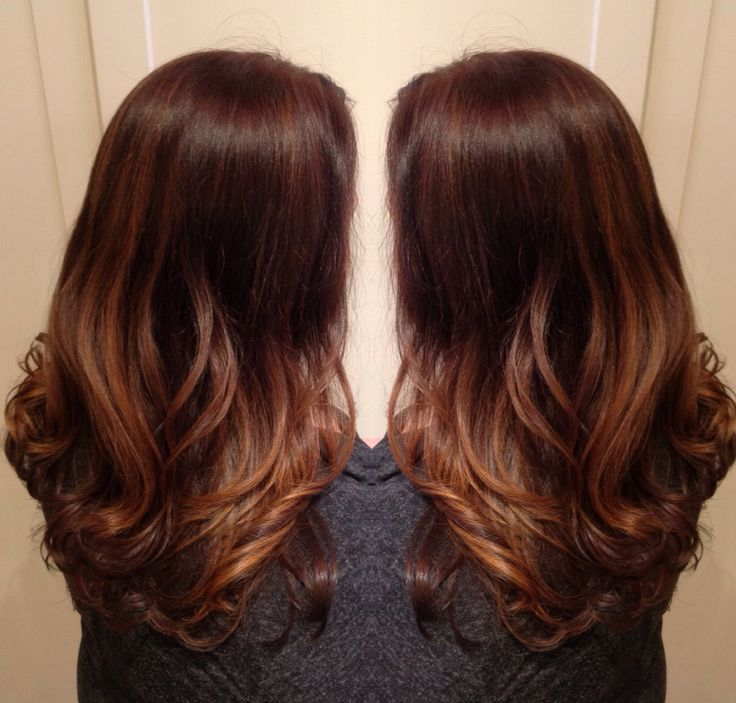 Balayage by char  Cut and style by Wioletta