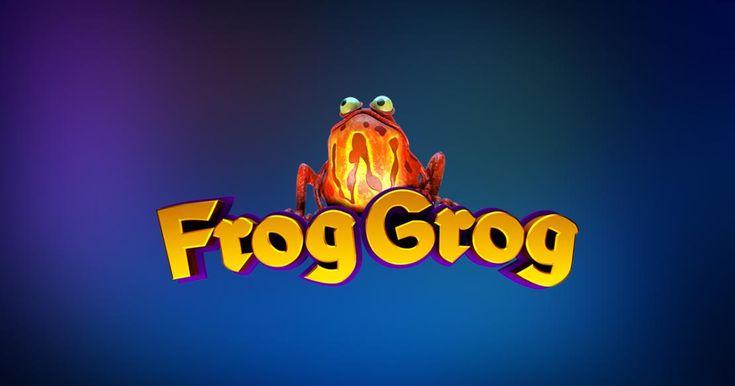 Slot Review: Frog Grog from Thunderkick