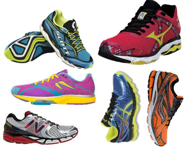 Best Stability Running Shoes 2014