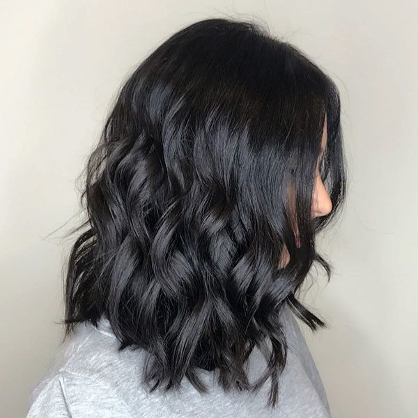 Popular Short Wavy Hairstyles 2019 Short Wavy Hair Hair Styles