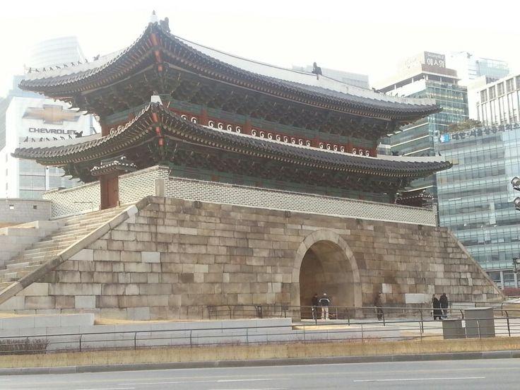 #seoul#Namdaemun