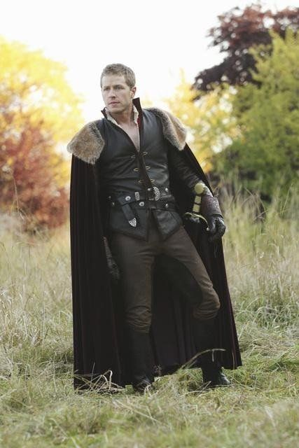 I feel like Josh Dallas is a perfect grown-up Willem for the sequels.