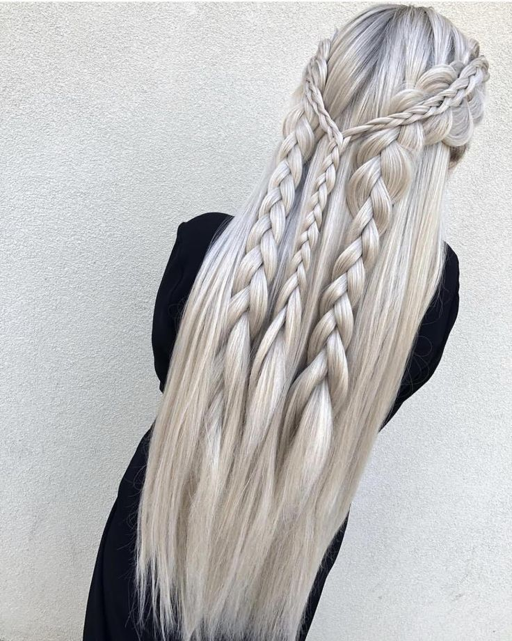 10 Amazing Hairstyles With Braids