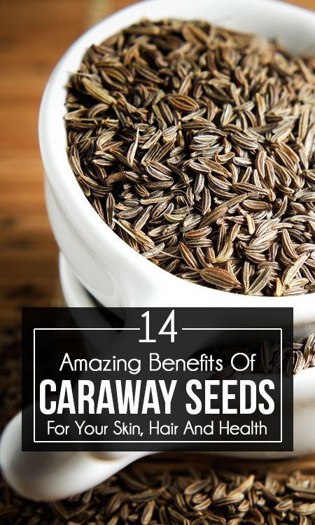 14 Amazing Benefits Of Caraway Seeds (Shahjeera) For Your ...