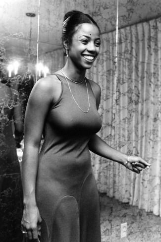 """Thelma. The eternally beautiful Bern Nadette Stanis from the classic 70's sitcom """"Good Times""""."""