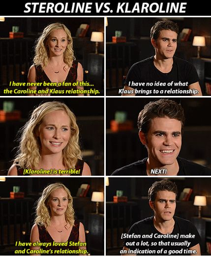 Tvd cast - Candice Accola and Paul Wesley