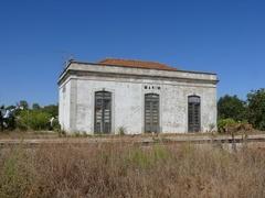 Estação desactivada de Marim