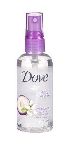 Dove Go Fresh Body Mist Rebalance Plum & Sakura Blossom Scent, 1 Ounce (Pack of 2) - http://www.theperfume.org/dove-go-fresh-body-mist-rebalance-plum-sakura-blossom-scent-1-ounce-pack-of-2/
