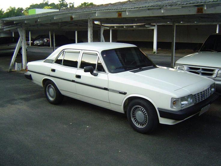 "Opala branco ideal para táxi. O ""táxi do Gugu"" que vc deve lembrar"
