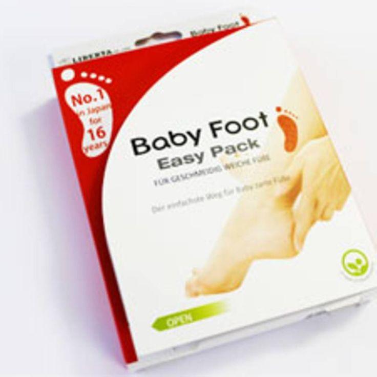 """Einmal babyweiche Füße, bitte! - """"Ein Produkt, das babyweiche Füße macht - ganz bequem auf dem Sofa. Geht das? Wir haben die Anti-Hornhaut-Socken von """"Baby Foot"""" getestet."""""""