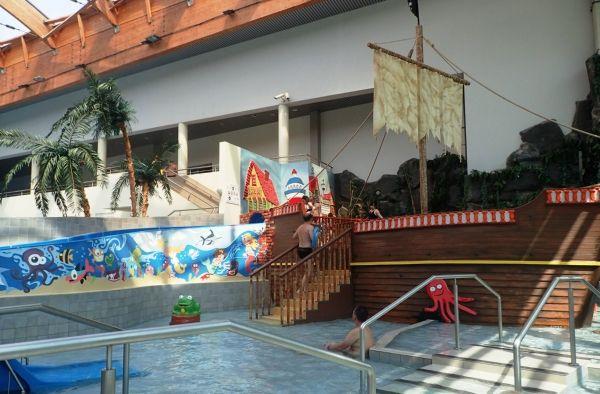 Aquadrom Ruda Śląska - basen dla dzieci - Tam jedziemy.pl - portal turystyczny
