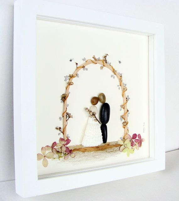 Personalized Wedding Gift Unique Engagement Gift di MedhaRode