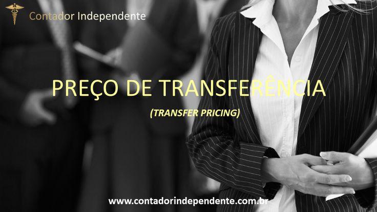 <p>Preço de Transferência ou Transfer Pricing método de identificação e controle de importação/ Exportação sujeitas as operações comerciais financeiras realizada entre partes relacionadas.</p>