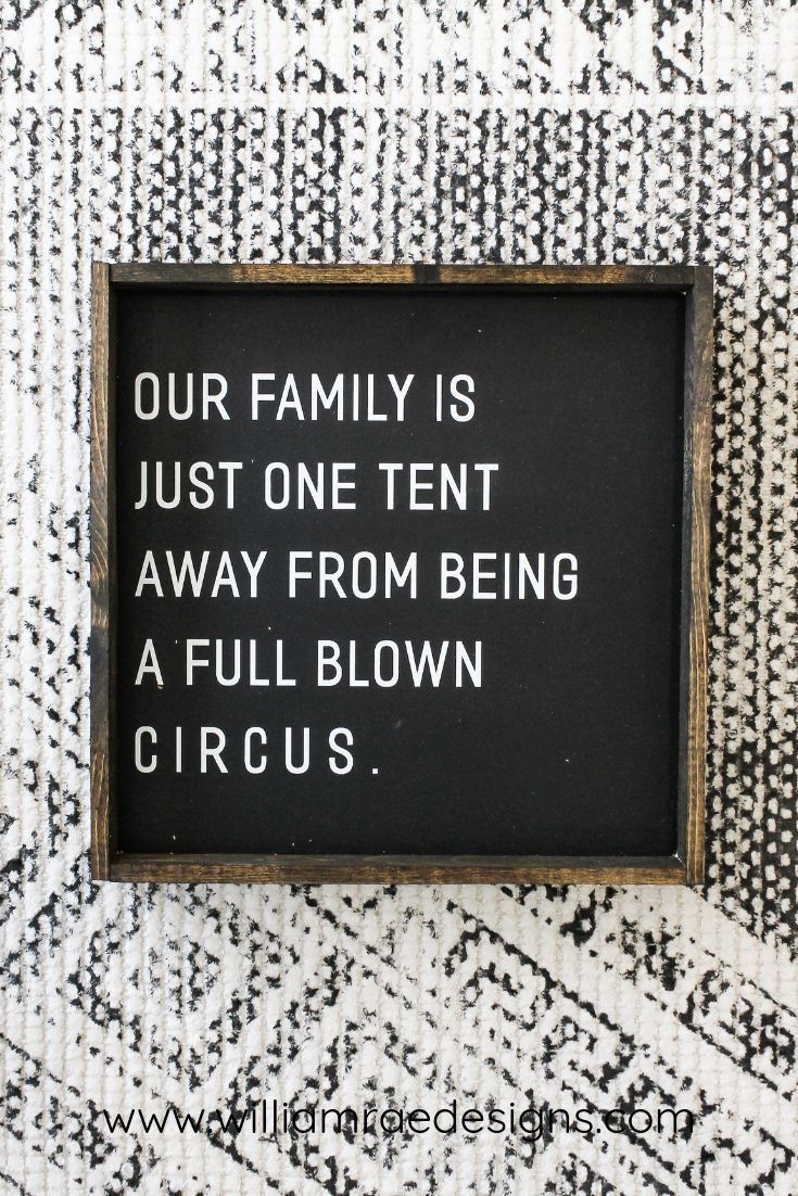 Quote For Family Room Family Quotes Funny Big Family Quotes Family Humor