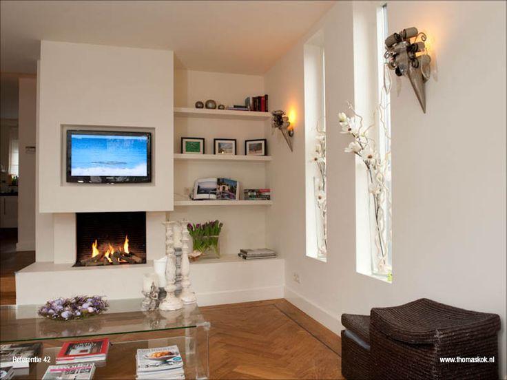 Meer dan 1000 afbeeldingen over gashaard met tv op for Decoratie naast tv