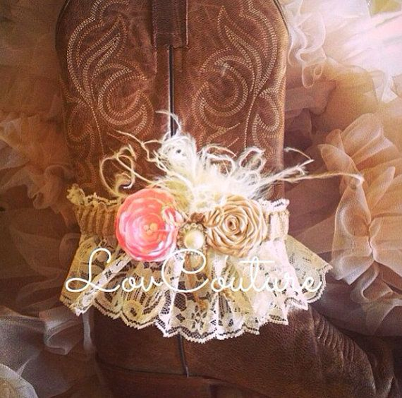 Hey, I found this really awesome Etsy listing at https://www.etsy.com/listing/175317987/country-girl-bridal-cowgirl-boot