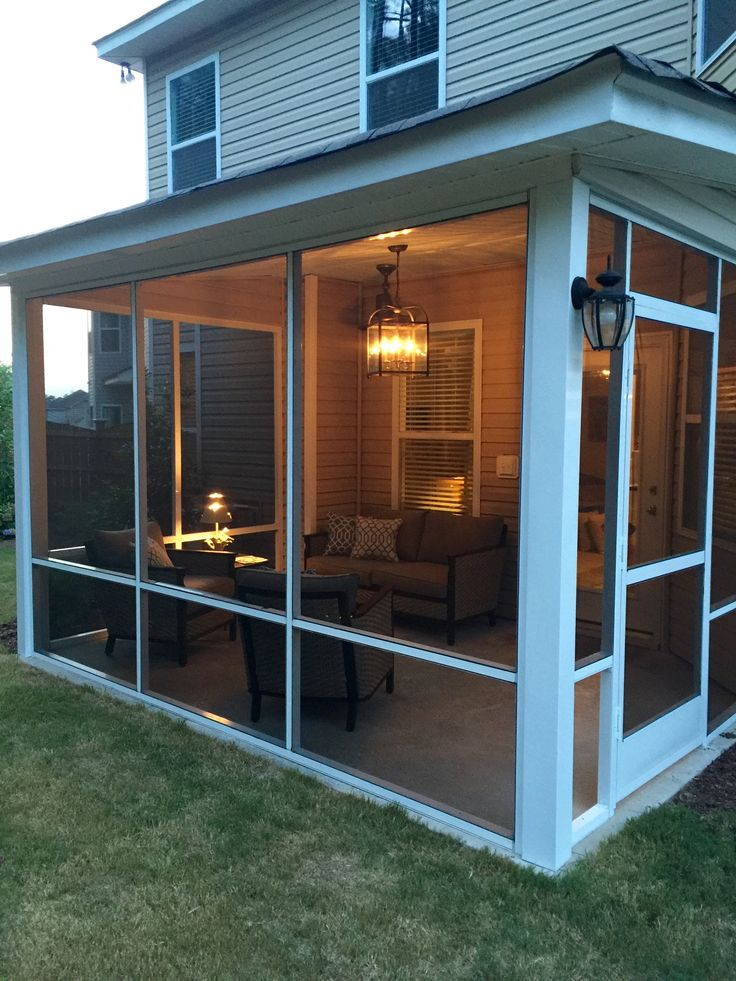 best diy screen porch kits