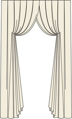 Italian strung curtains