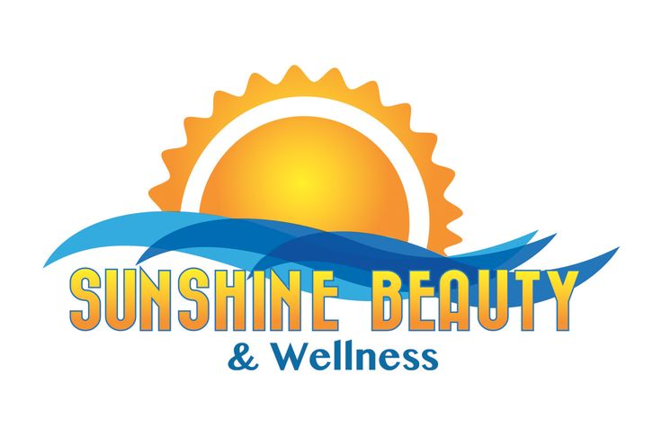 Restyling logo Sunshine Beauty, Centro Estetico