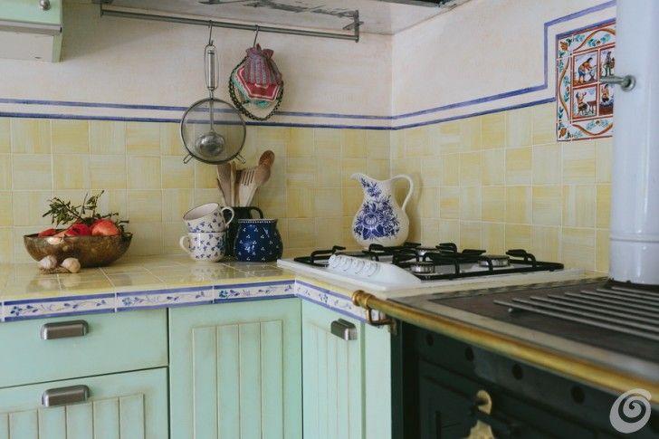 Oltre 25 fantastiche idee su cucine country su pinterest - Cucine ikea country ...