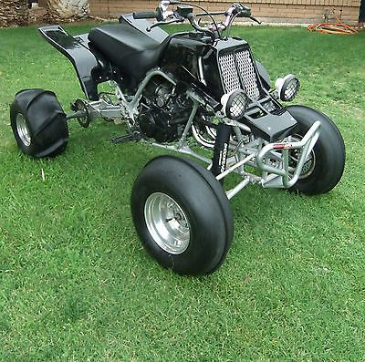 53 best built banshees images on pinterest dirtbikes atvs and yamaha banshee 350 twin hill shooter drag bike ported polished spare parts sciox Choice Image