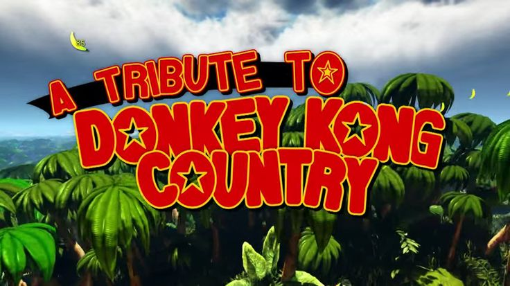 A Tribute To Donkey Kong Country (Fan-Made) – Free PC Download  http://htl.li/dvgK30671j4