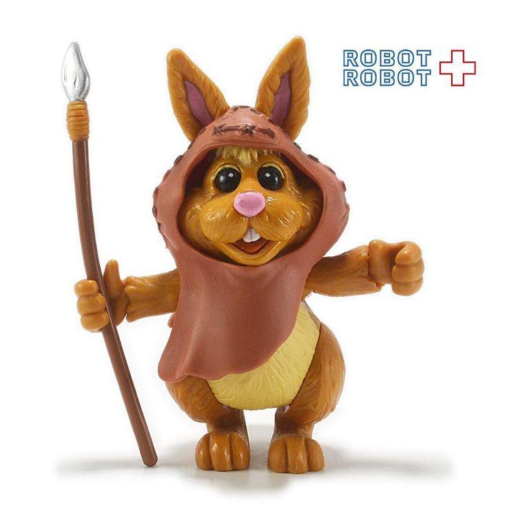 スターウォーズウィークエンド マペッツ バニービーン as ウィケットイウォーク Star Wars Weekends Muppets Bunny Bean as Wicket the Ewok Loose #おもちゃ #おもちゃ買取 #フィギュア買取 #アメトイ買取 #中野ブロードウェイ #ロボットロボット #ROBOTROBOT #中野 #starwars買取 #スターウォーズ買取 #ウィケット #イウォーク #wicket #ewok