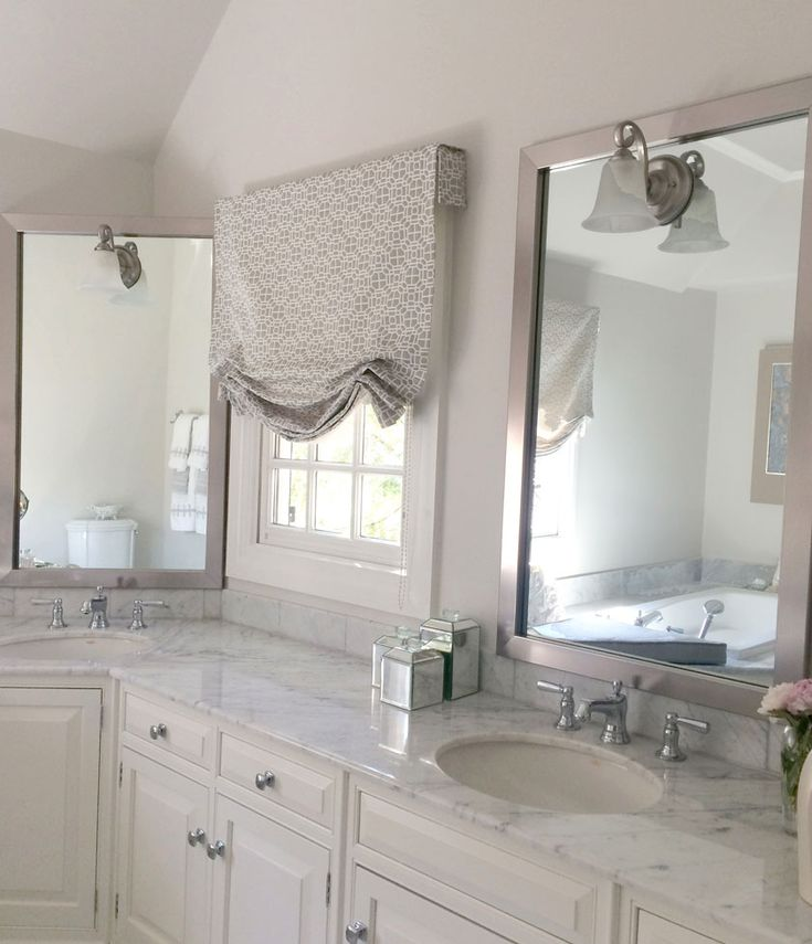 88 best images about design diy blogger makeovers on - Modern vanity mirrors for bathroom ...