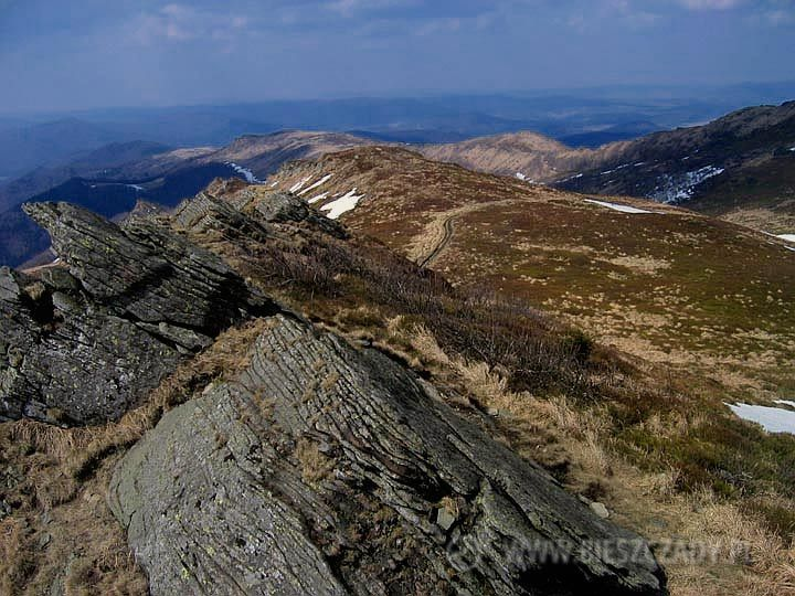 Polish mountains - Bieszczady