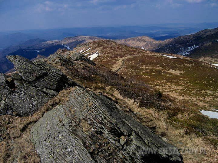 Polish mountains - Bieszczady