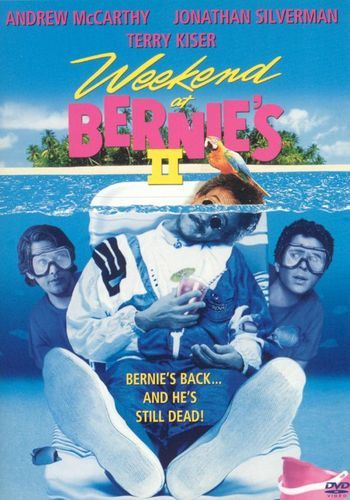 Weekend at Bernie's 2 [DVD] [1993]